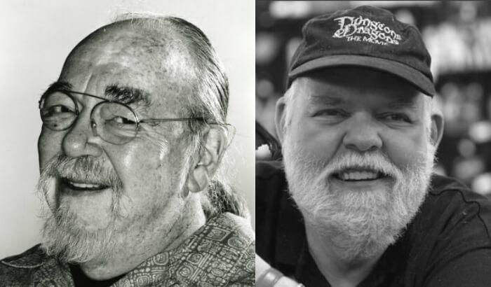 Gary Gygax et Dave Arneson